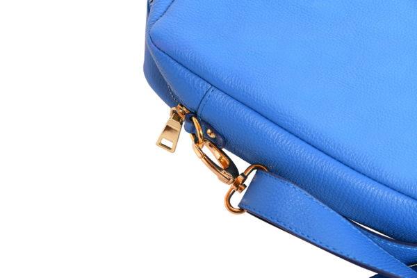 Tica – laptop bag freshy - side detail