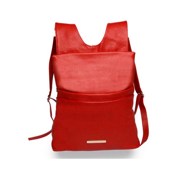 Zaino colorato Lola red